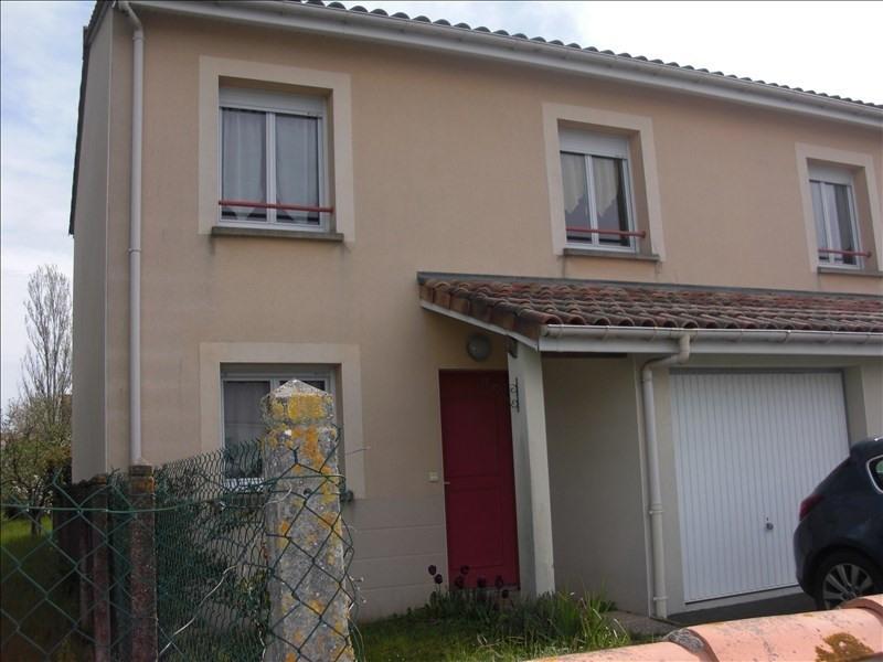 Vente maison / villa Poitiers 161000€ - Photo 1