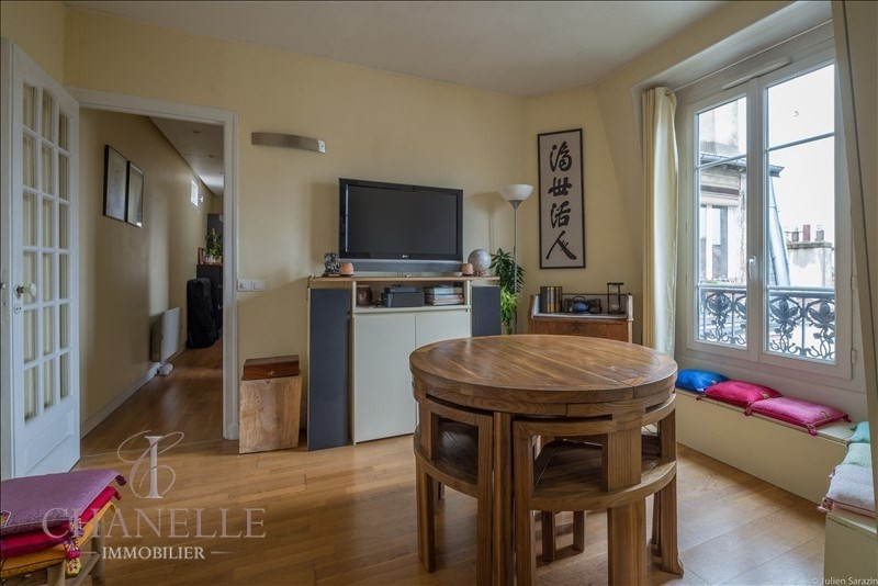 Vente appartement Vincennes 318500€ - Photo 1