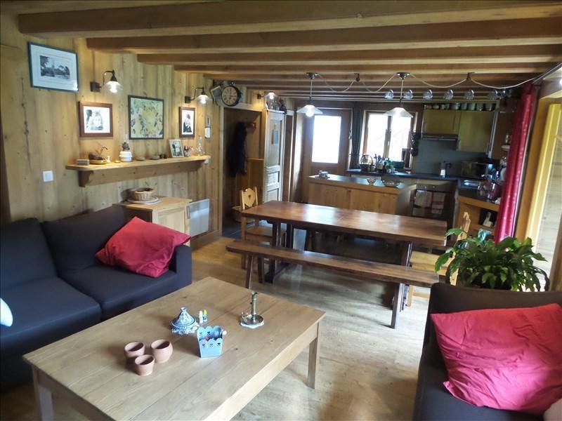 Verkoop  appartement Saint jean d aulps 295000€ - Foto 4