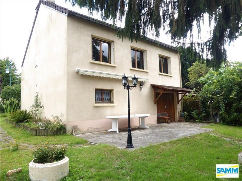Sale house / villa Mennecy 292000€ - Picture 1