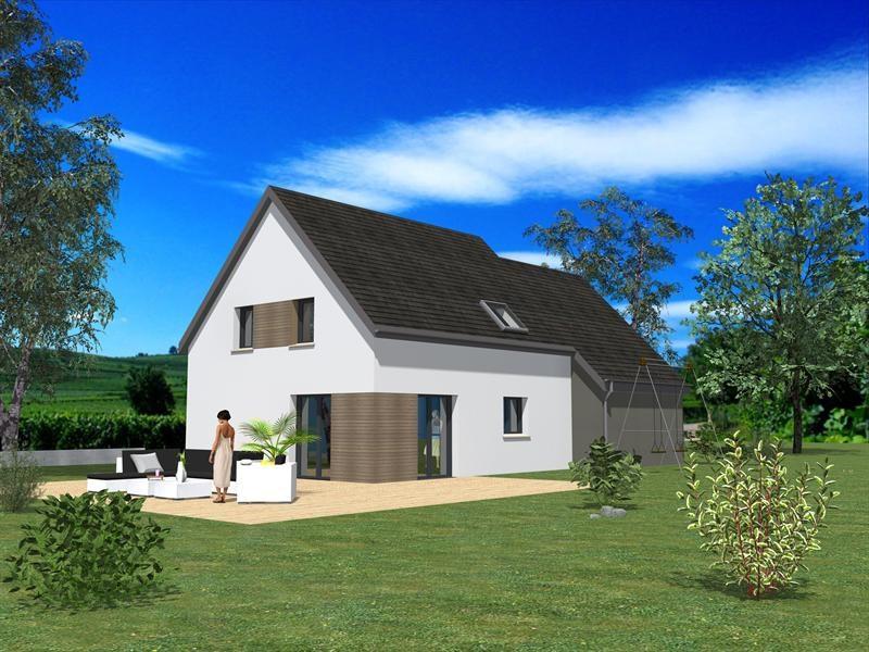 Maison  5 pièces + Terrain 1200 m² Sickert (68290) par MAISONS NEO
