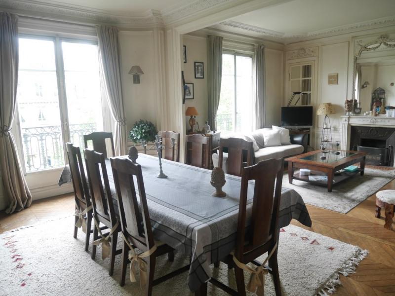 Rental apartment Paris 17ème 3500€ CC - Picture 1