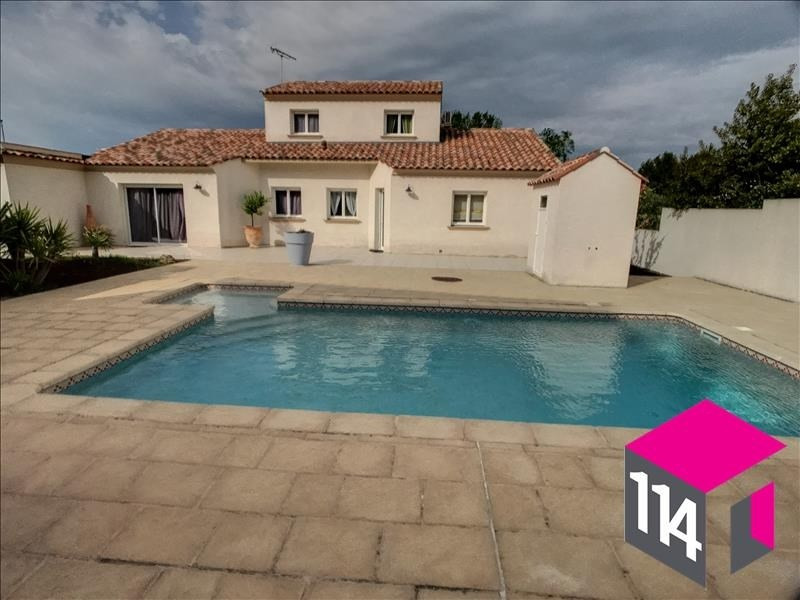 Vente de prestige maison / villa Baillargues 600 000€ - Photo 1
