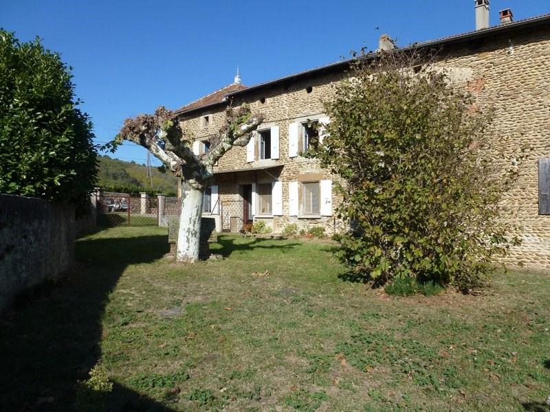 Vente maison / villa Chateauneuf de galaure 120000€ - Photo 2