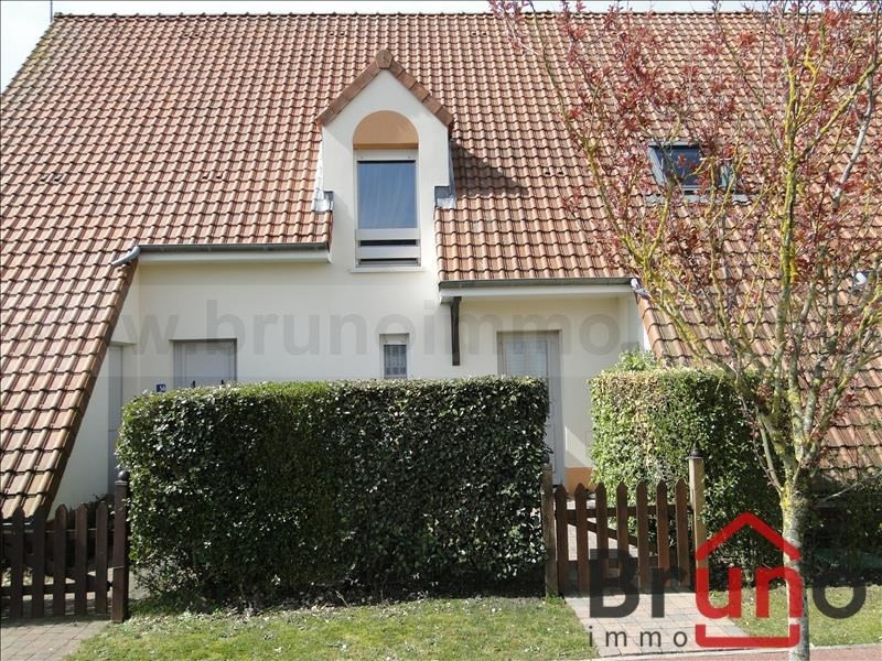 Vente maison / villa Le crotoy 168 100€ - Photo 1