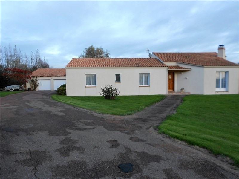 Sale house / villa St jean de monts 315000€ - Picture 1