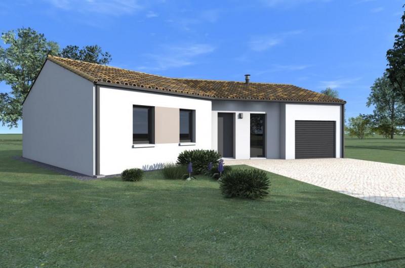 Maison  6 pièces + Terrain 412 m² Tillières par ALLIANCE CONSTRUCTION VALLET