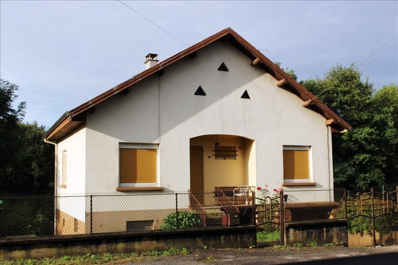 Sale house / villa Raon l etape 89000€ - Picture 1
