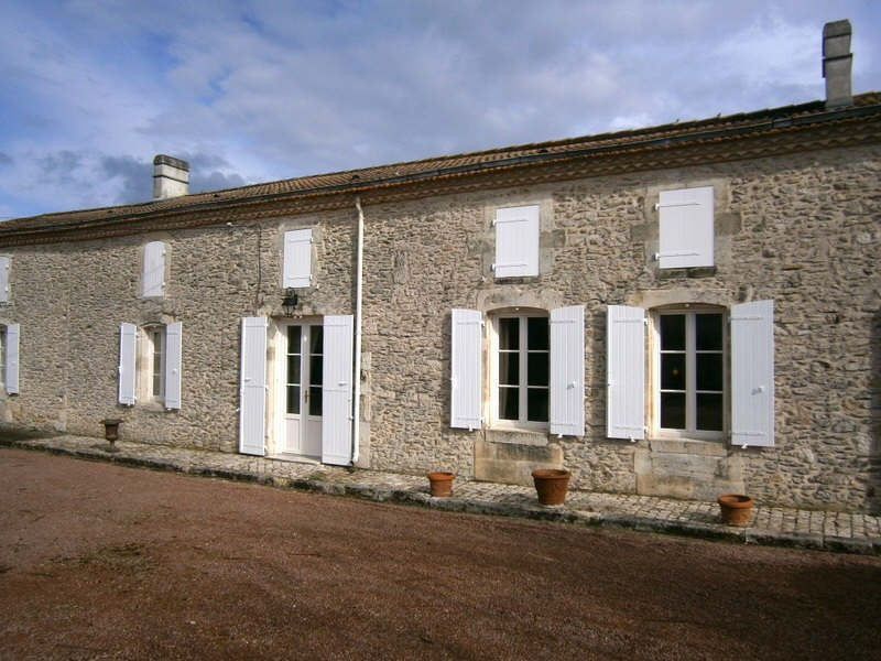 Vente maison / villa Blaye 308 000€ - Photo 1