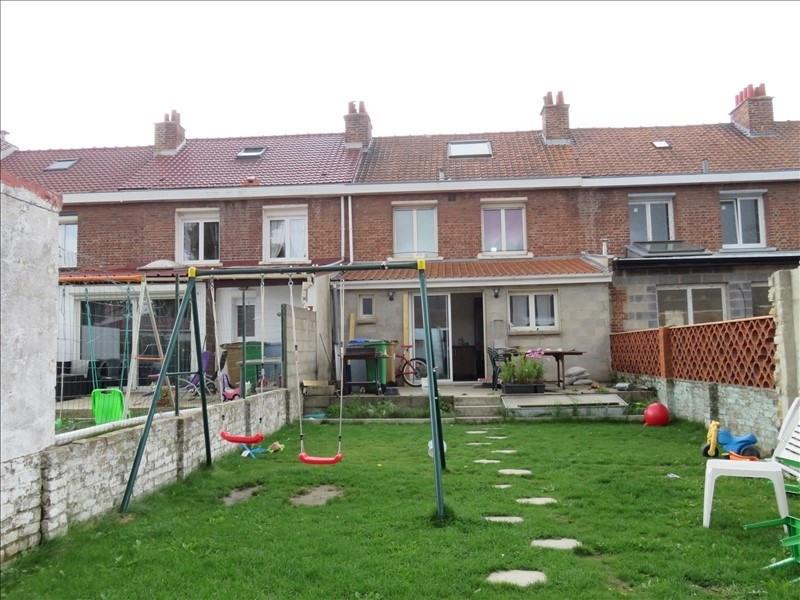 Vente maison / villa Coudekerque branche 168000€ - Photo 1