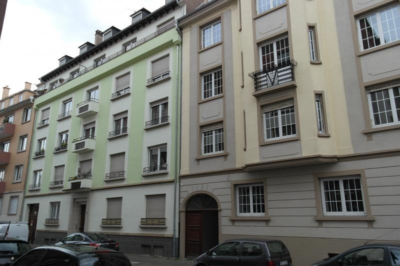 Rental apartment Strasbourg 855€ CC - Picture 2