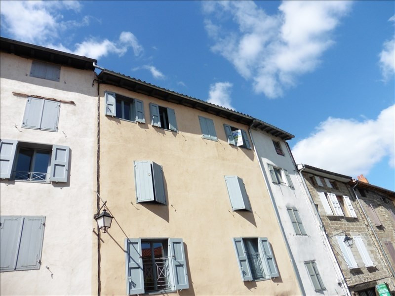 Sale apartment Le puy en velay 60 000€ - Picture 4
