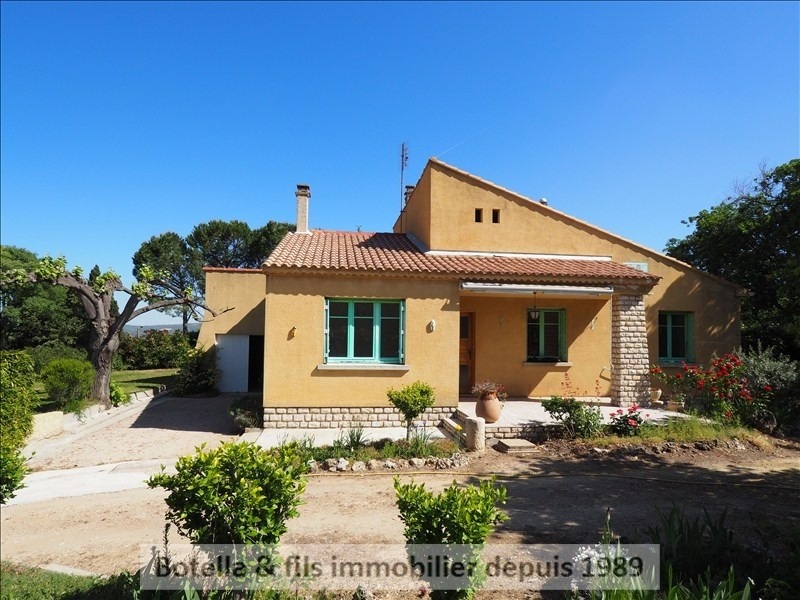 Vente maison / villa Laudun 245 000€ - Photo 1