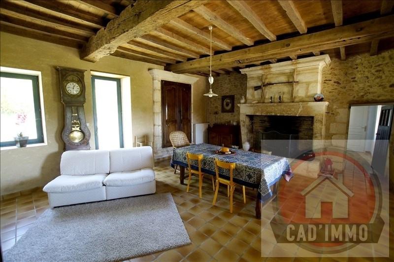 Vente de prestige maison / villa Douville 423000€ - Photo 11