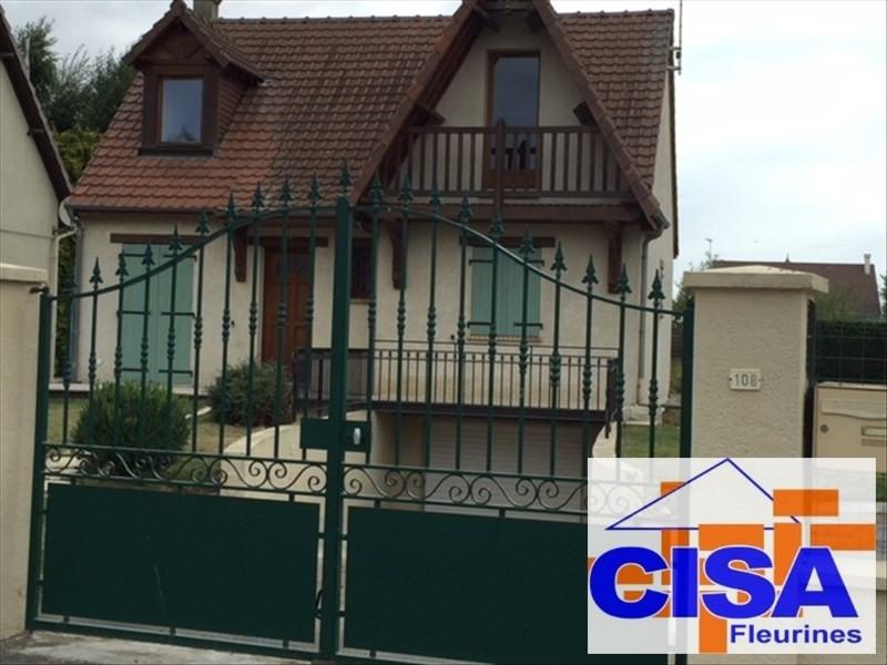 Location maison / villa Sacy le grand 850€ CC - Photo 1