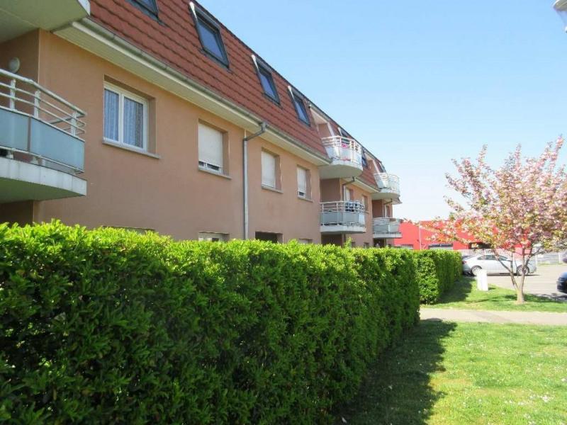 Appartement 4 pièces Habsheim