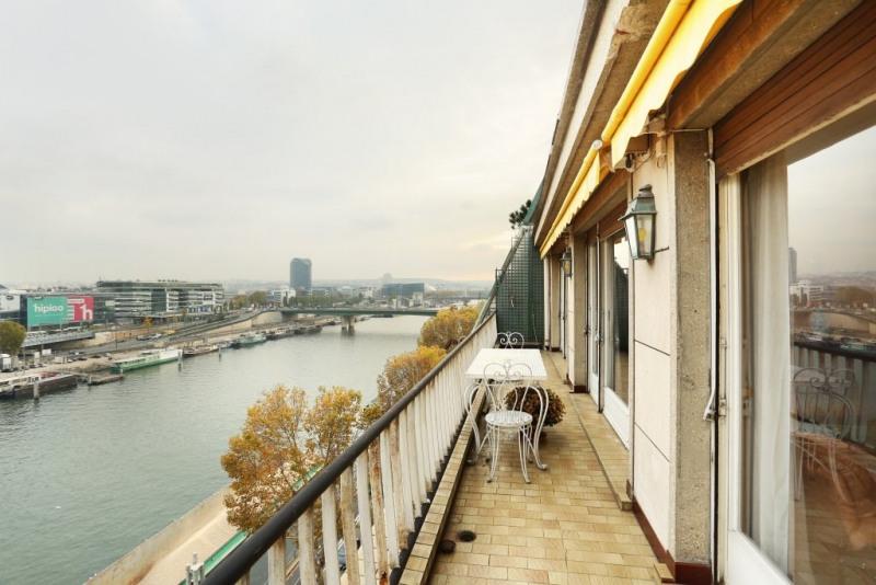Vente de prestige appartement Paris 16ème 1050000€ - Photo 3