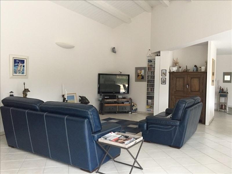 Vente maison / villa Jard sur mer 416000€ - Photo 8