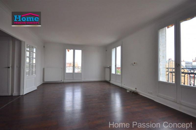 Vente appartement La garenne colombes 470000€ - Photo 2