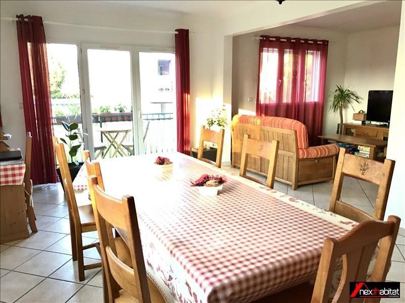 Vente maison / villa Les pavillons sous bois 460000€ - Photo 2
