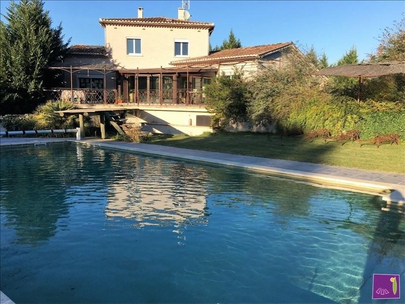Verkauf von luxusobjekt haus Vallon pont d arc 645000€ - Fotografie 8