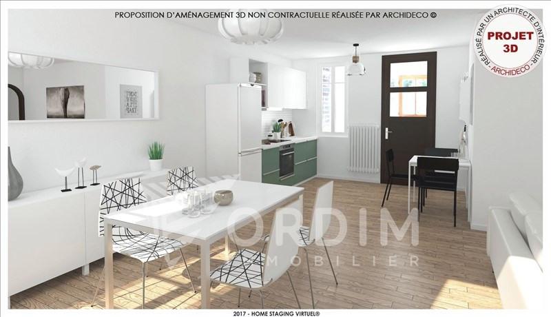 Sale house / villa St julien du sault 94000€ - Picture 1