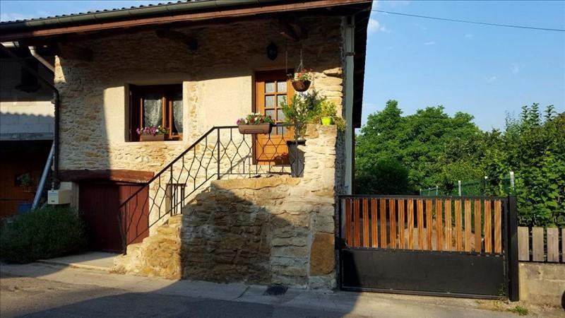 Vente maison / villa Amberieu en bugey 213000€ - Photo 1