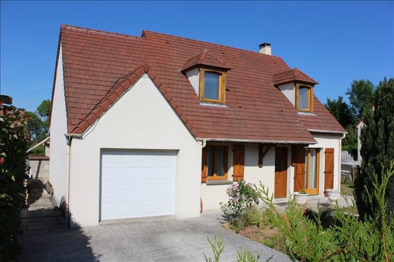 Vente maison / villa Nanteuil les meaux 362000€ - Photo 1