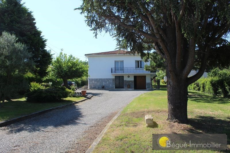 Vente maison / villa L'isle jourdain 440000€ - Photo 1