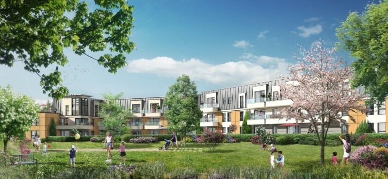 Les villas du fort programme immobilier neuf sucy en brie for Achat maison sucy en brie