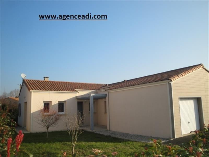 Location maison / villa La creche 620€ CC - Photo 1