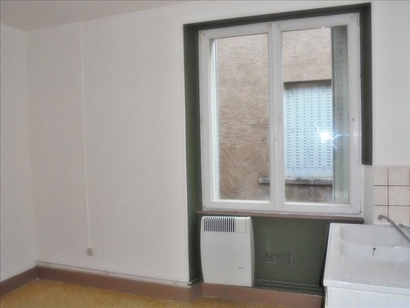 Rental apartment Raon l etape 350€ CC - Picture 1