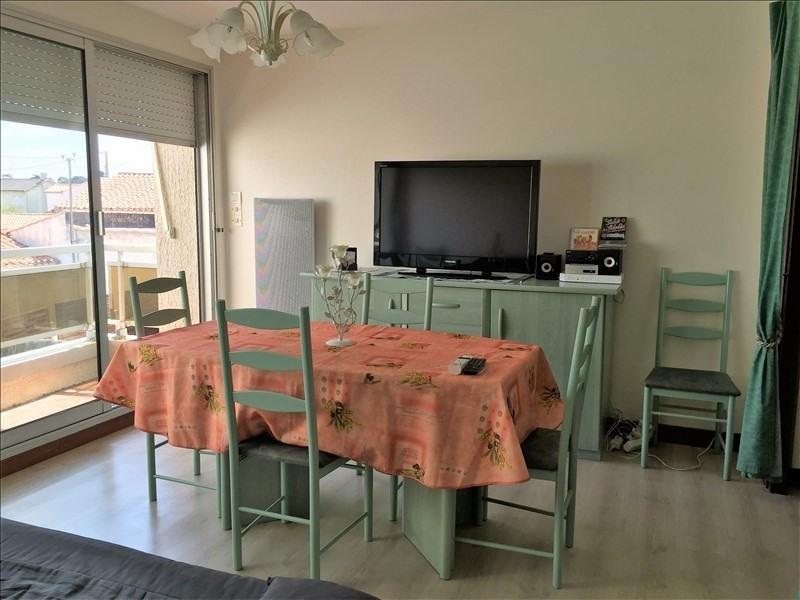 Sale apartment Jard sur mer 135500€ - Picture 1