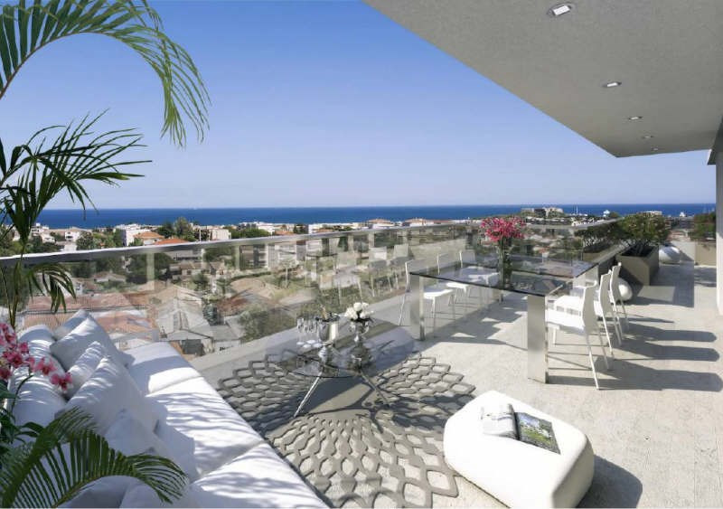 Vente appartement Antibes 385 000€ - Photo 4