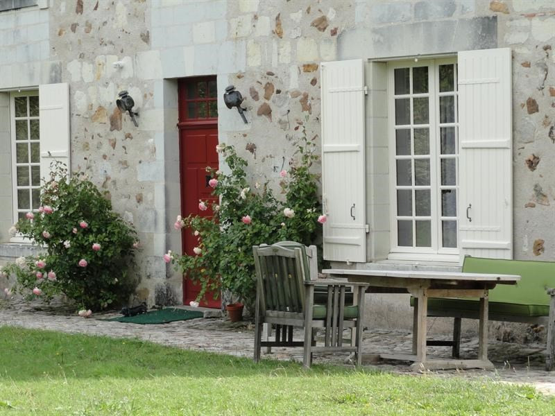 Deluxe sale house / villa Angers 30 mn 615 000€ - Picture 3
