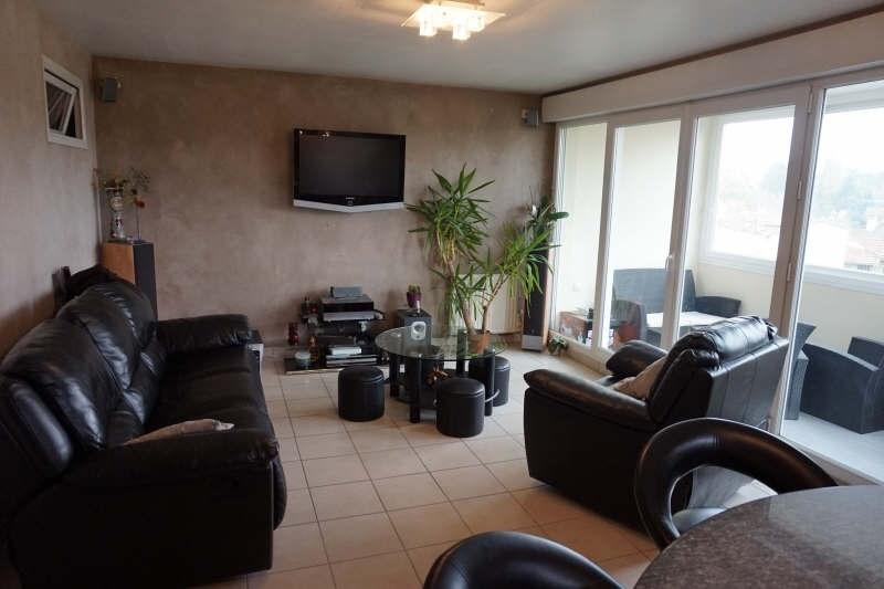 Vente appartement Rillieux la pape 175000€ - Photo 1