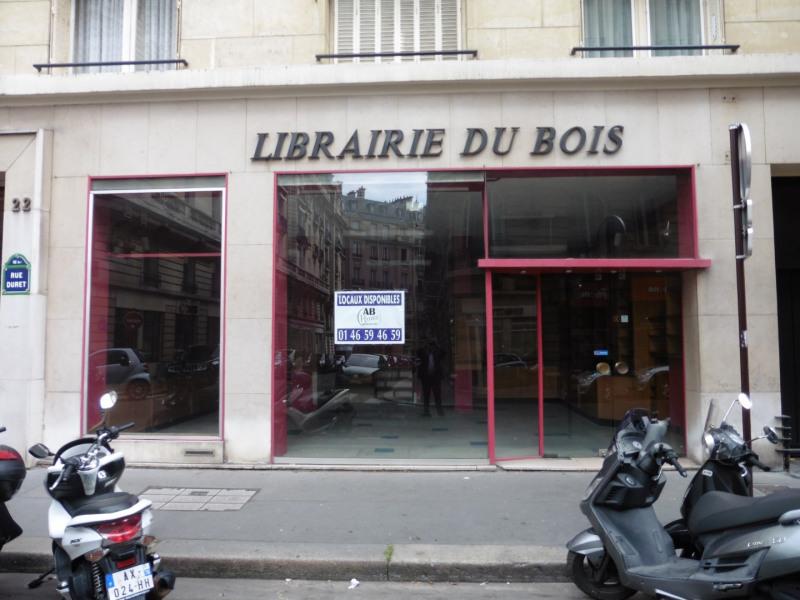 Rental shop Paris 16ème 3180€ +CH - Picture 2