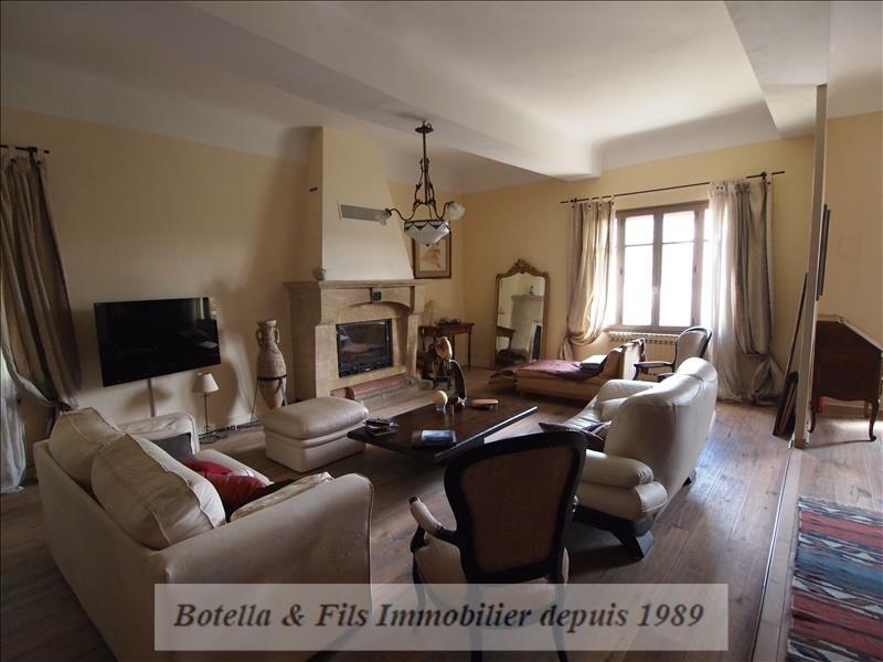 Vente maison / villa Uzes 526000€ - Photo 5