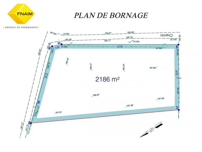 Vente terrain Montreuil-l'argille 19000€ - Photo 2