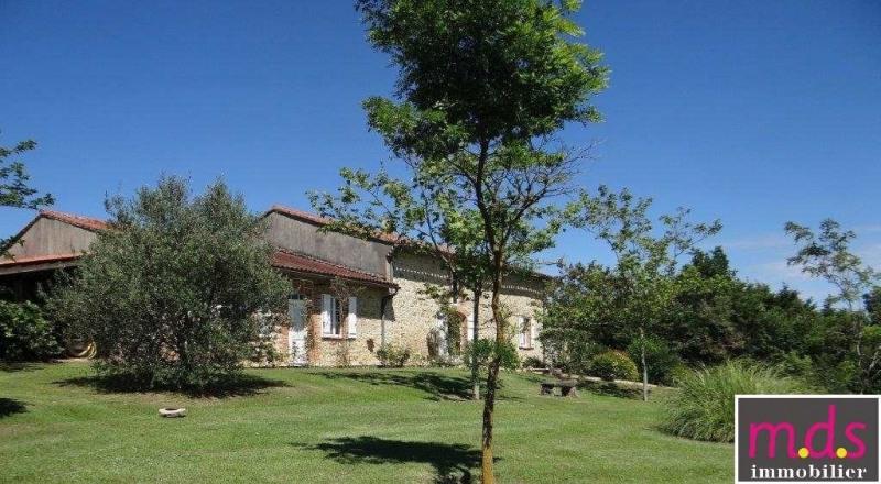Vente de prestige maison / villa Villefranche de lauragais 439000€ - Photo 1