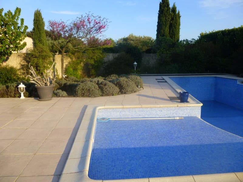 Vente maison / villa Estezargues 484000€ - Photo 10