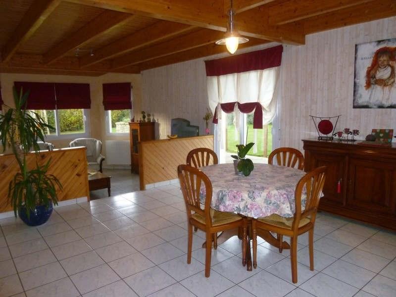 Sale house / villa Kernilis 191000€ - Picture 4