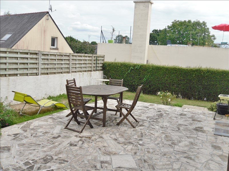 Rental apartment Mellac 700€ CC - Picture 2