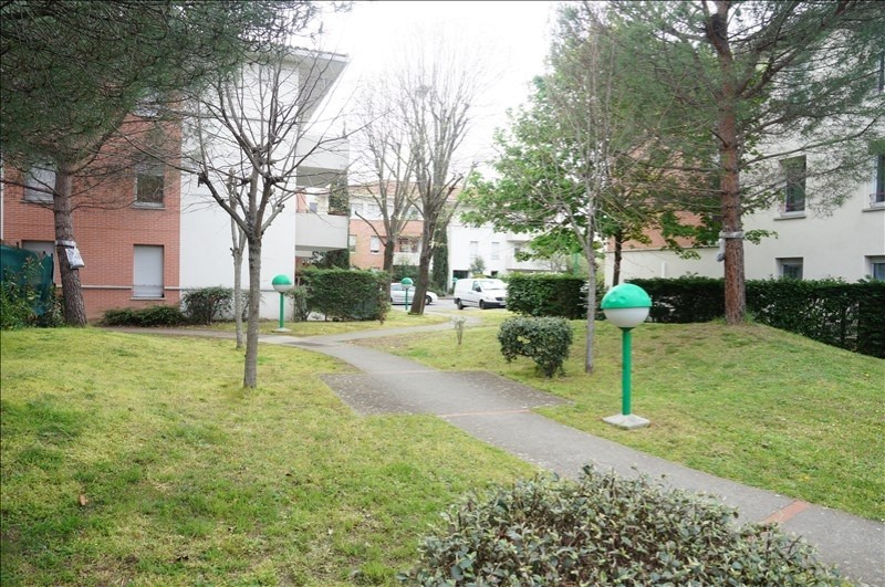 Vente appartement Toulouse 119 500€ - Photo 8