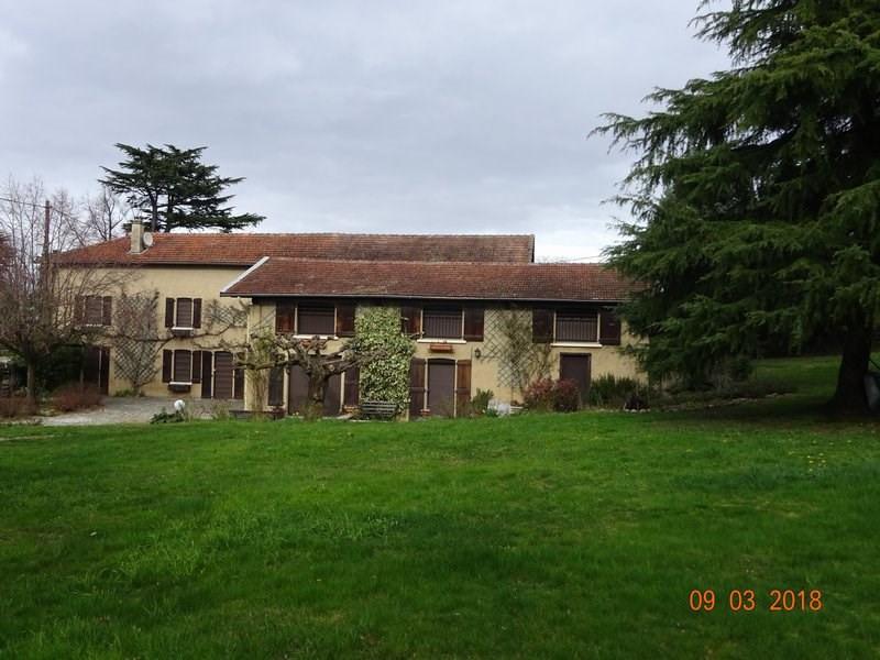 Vente maison / villa Beausemblant 473684€ - Photo 1