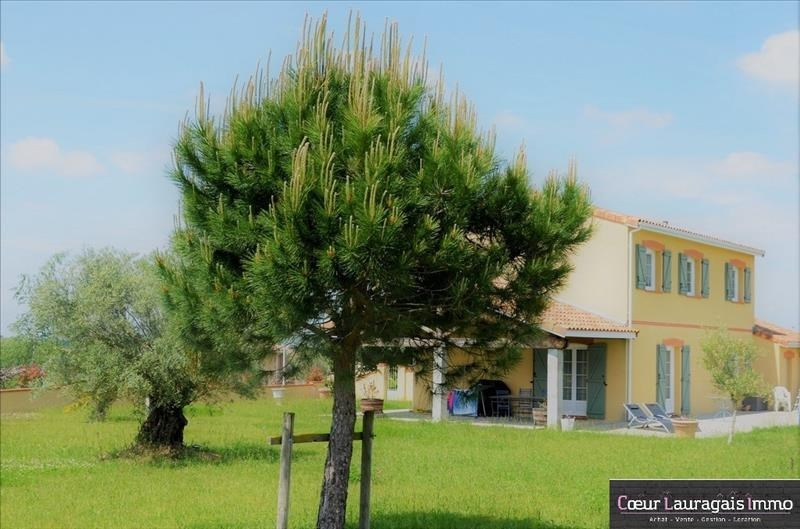 Sale house / villa Caraman 388500€ - Picture 2