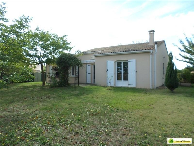 Sale house / villa Roullet st estephe 185000€ - Picture 2