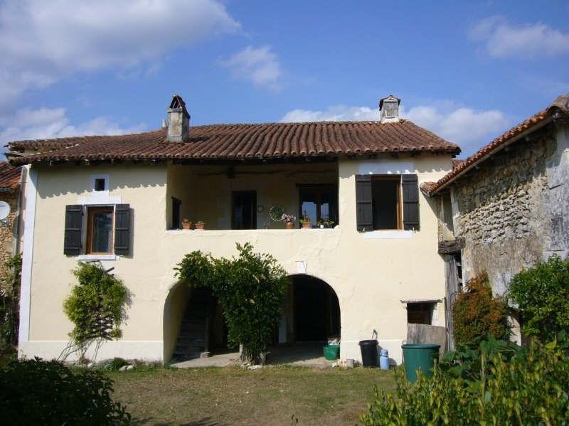 Vente maison / villa Condat sur trincou 65000€ - Photo 1