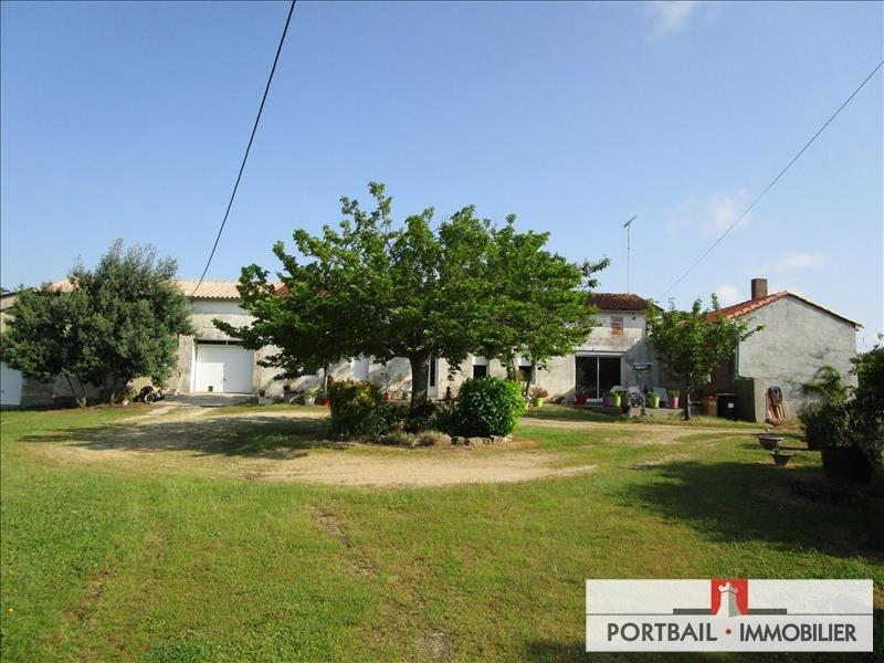 Vente maison / villa St caprais de blaye 199000€ - Photo 1