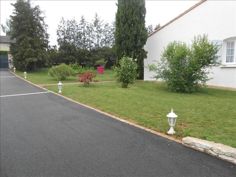 Vente maison / villa St maxire 313500€ - Photo 10